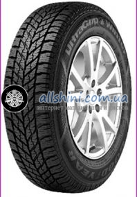 Goodyear UltraGrip Winter 215/55 R17 94T