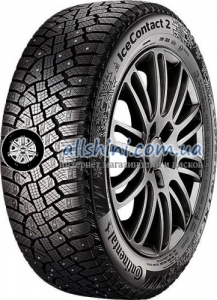 Continental IceContact 2 175/70 R13 82T (шип)
