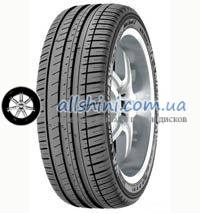 Michelin Pilot Sport 3 205/45 ZR16 87W XL