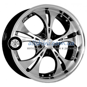 SSW 064 7.5x17 5x112 ET32 DIA73.1 FP Full Polished